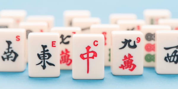 마작: 미국 도박꾼 사이의 새로운 현상